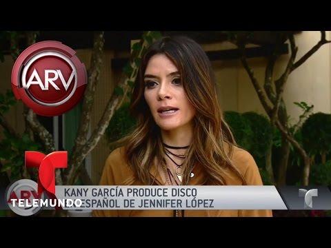 Kany García produce disco de Jennifer López en español | Al Rojo Vivo | Telemundo