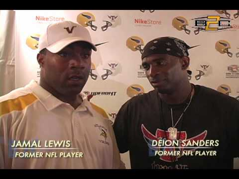 B2C: Deion Sanders and Jamal Lewis Interview