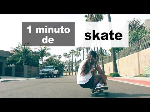 1 minuto de SKATE em San Diego | Califórnia