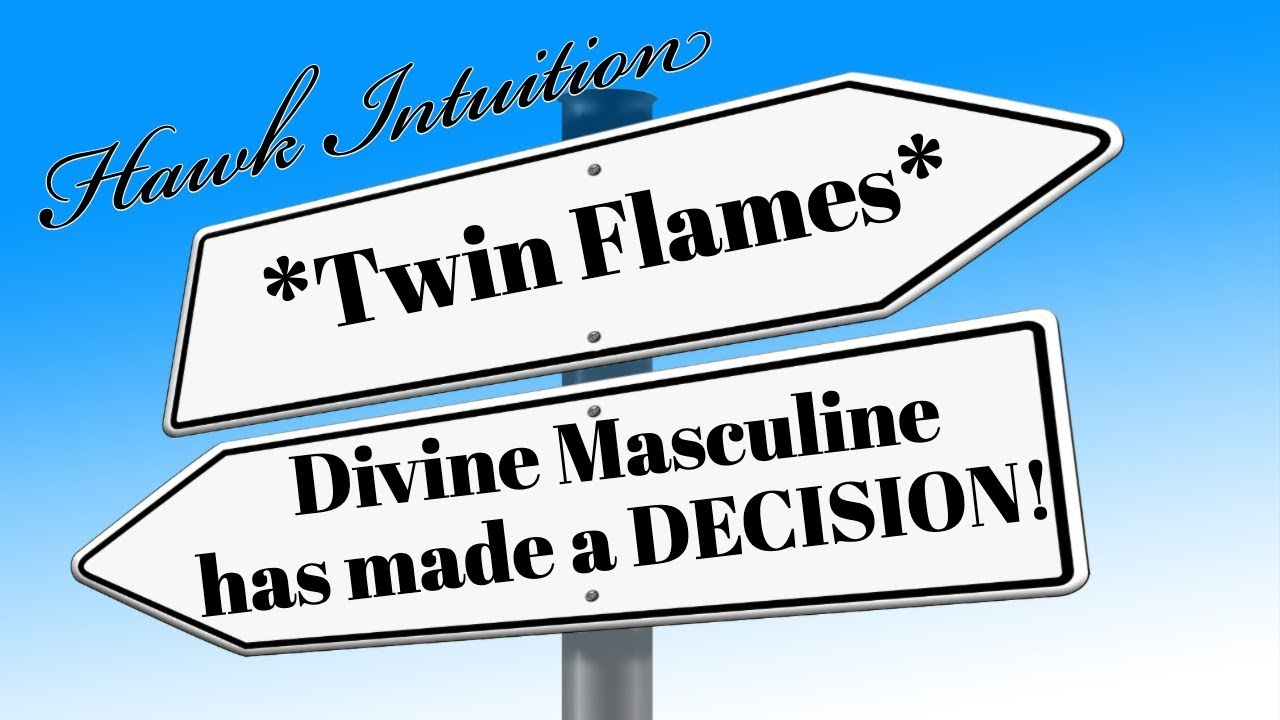 *Twin Flames* DM has made a DECISION!- 8-12-19