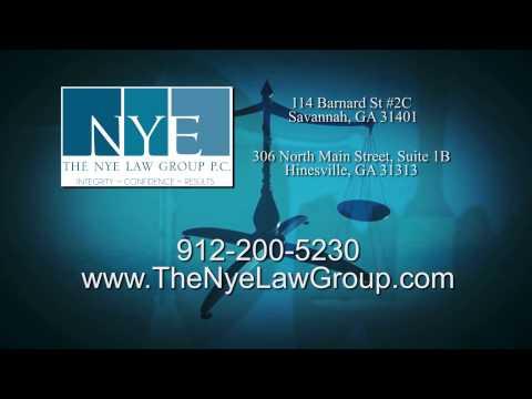 Savannah - Hinesville - Bluffton Injury Lawyer - 912-200-5230 and 843-420-1555