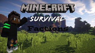 Minecraft PE | Survival Factions | Episode 6 Coming Back together!!!