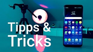 11 coole Tipps & Tricks: Samsung Galaxy S8 & Galaxy S8 Plus ✔ deutsch