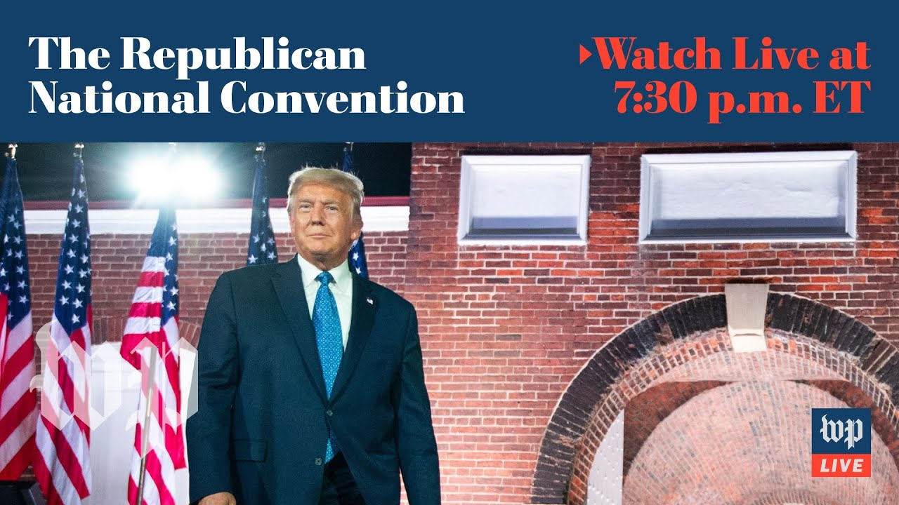 Fourth night of the Republican National Convention - 8/27 (FULL LIVE STREAM)