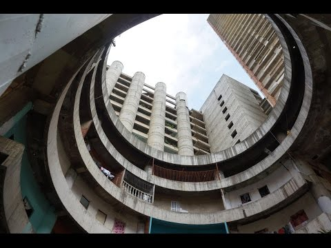 Occupy Tower: Living in the world's tallest slum - the