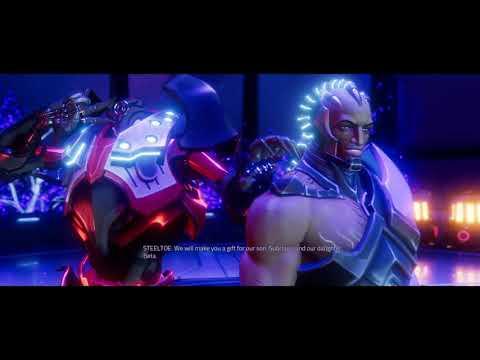 Agents Of Mayhem - Final Boss Fight: Babylon (Difficulty 15/ Hardest Difficulty)