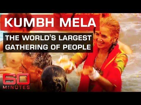 Explainer: What is Kumbh Mela festival in India? | 60 Minutes Australia