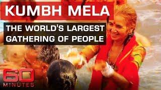 Explainer: What is Kumbh Mela festival in India?   60 Minutes Australia