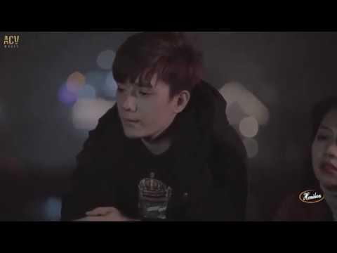 [Karaoke] Yêu Một Người Tổn Thương Beat ( Tone Nam )