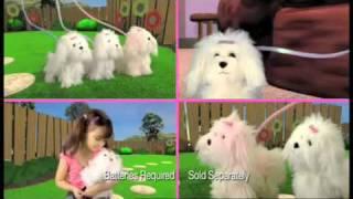 Интерактивная мягкая игрушка собачка Пушистик на прогулке(, 2011-12-02T09:38:55.000Z)