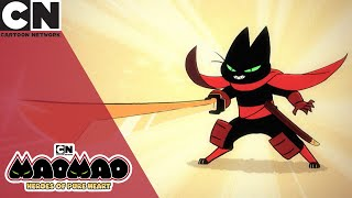 MaoMao: Heroes of Pure Heart | Mao Mao True Origin | Cartoon Network UK