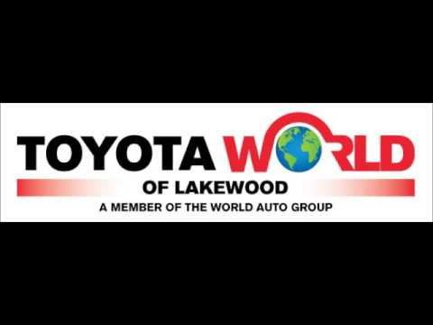 Toyota World Of Lakewood TWL 0001 H Outstanding   YouTube