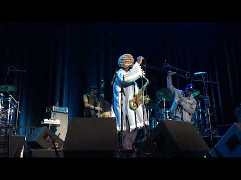 Kamasi Washington - Journey (Live in San Luis Obispo)