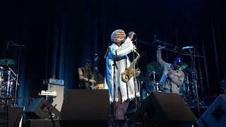 Kamasi Washington - Journey (Live in San Luis Obispo)