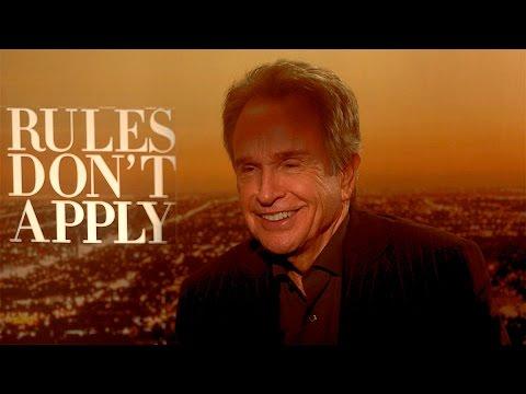 """Warren Beatty im Interview zu """"Regeln spielen keine Rolle"""""""