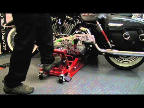 WWGe108 Torin Motorcycle Lifts for Big Motorcycle Bikes