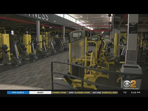 New Jersey Gyms Allowed To Reopen At 25% Capacity