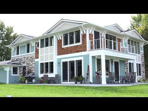 Unique Remodel Lake House