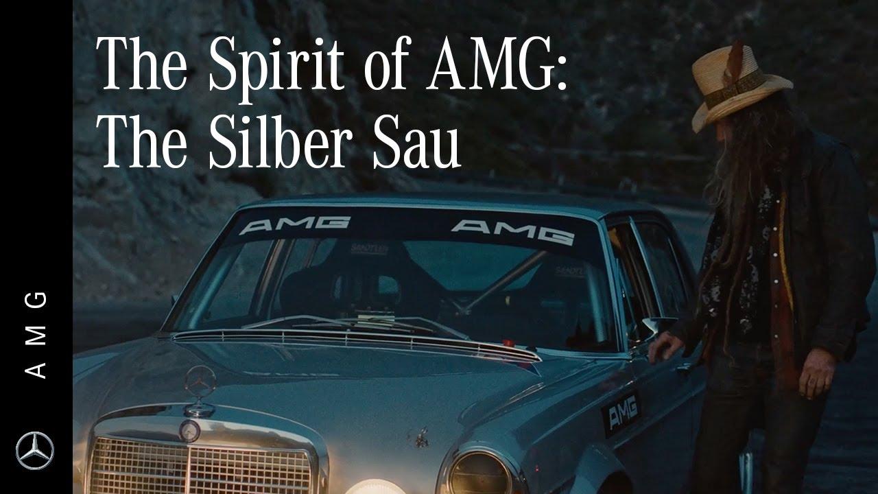 THE SPIRIT OF AMG: THE SILBER-SAU