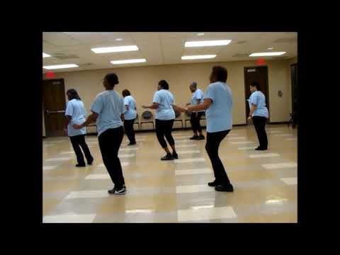 Get Back Line Dance