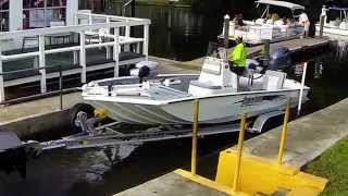 the new seaark bay extreme at the millers boat owners tx