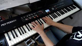 �������� ���� Black Sabbath/Pantera - Planet Caravan - piano cover [HD] (vers.2) ������
