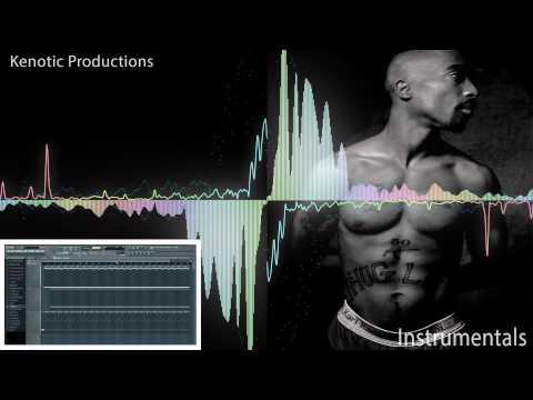 Tupac - Pain [Instrumental Remake]