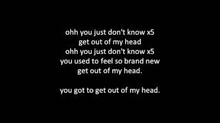 Redlight Get Out My Head lyrics