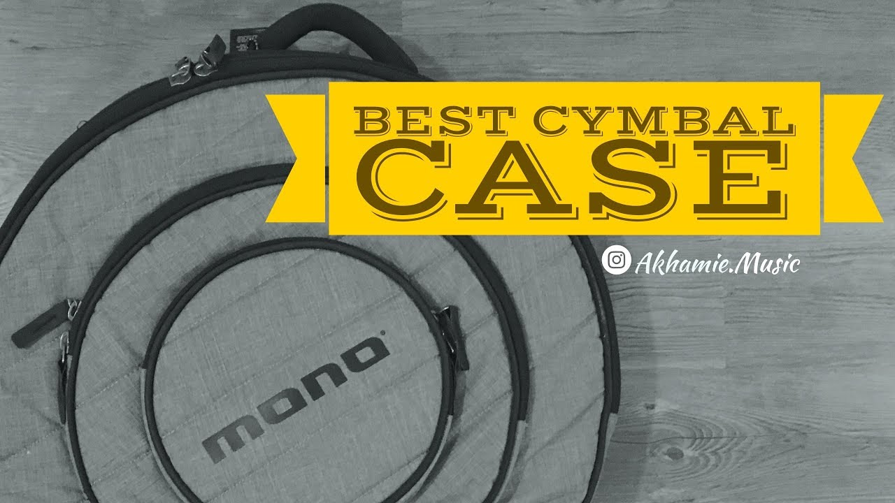 Best Cymbal Bag Mono Case Review