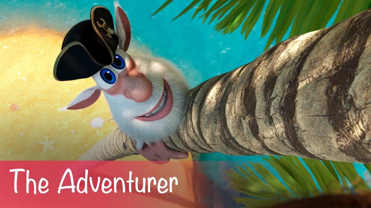 Booba - The Adventurer - Episode - Cartoon for kids