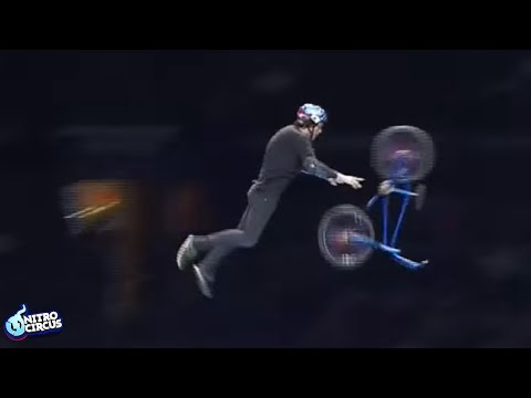 World First Nothing Front Bike Flip - R Willy