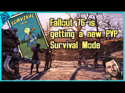Fallout 76 is NOT Going Free to Play, New PVP Mode Coming, New BLACKOUT Characters - TFRD thumbnail