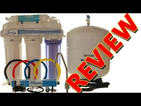 Reverse Osmosis RO Drinking Water Filtration System for your Home