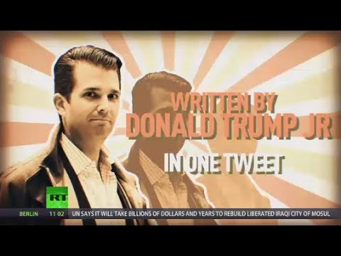 Assange: I urged Trump Jr to release emails on Russian lawyer via WikiLeaks