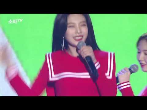 [soba-tv]-red-velvet-(레드벨벳)---rookie-(2017-1st-soribada-best-k-music-awards)