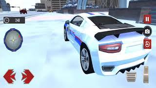 ड्राइविंग सिमुलेटर - हमें पुलिस पुलिस कार ट्रांसपोर्टर ट्रक गेम्स - Android ios गेमप्ले screenshot 2
