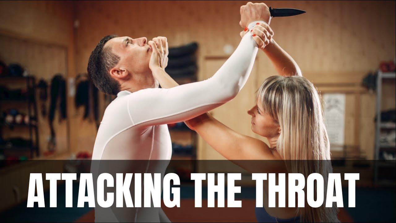 Download Attacking The Throat - Tim Larkin - Target Focus Training - Awareness - Protection - Self Defense
