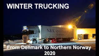 Winter Trucking 2020 Part 1