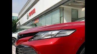 【龐德開講】2019全新Toyota Camry 油電旗艦試駕