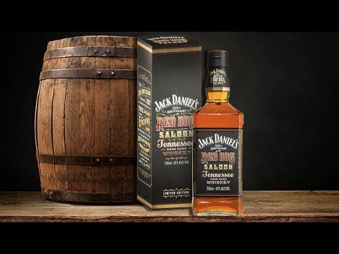 Jack Daniel's Red Dog Saloon Review