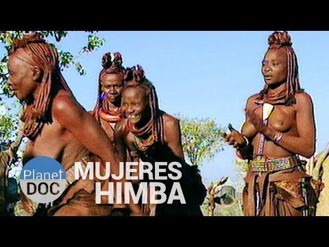 Desierto de los Esqueletos. Mujeres Himba | Tribus y Etnias - Planet Doc