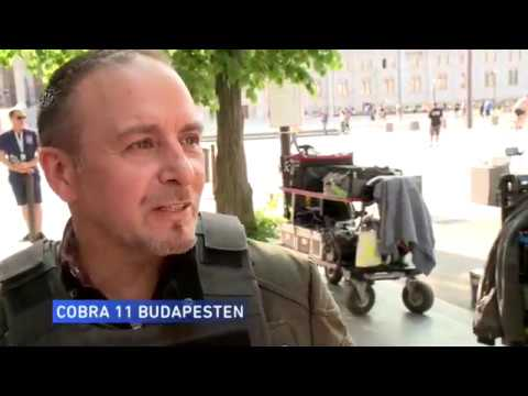 Cobra11 Budapesti forgatás Fókusz plusz