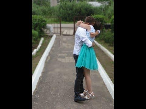 Милая пара. A&V. CUTE COUPLE .KISS