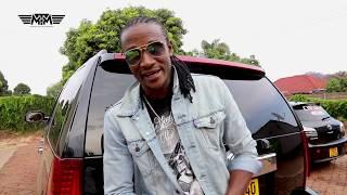 Jah Prayzah Surprises fan at The University of Zimbabwe