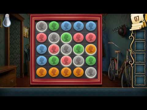 100 Doors Escape Mansion of Puzzles level 7. 100 дверей. Дом головоломок уровень 7