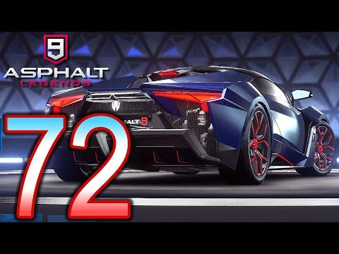 ASPHALT 9 Legends Switch Walkthrough – Part 72 – Chapter 5: W Motors, Fenyr Supersport