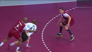 Qatar VS Germany quarter-final 24th Men's Handball World Championship Qatar 2015