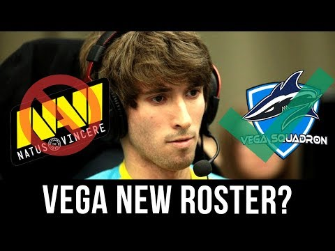 DENDI leaving Na`Vi after 8 Years? New Solo Mid Standin for Team Vega - 7.18 Patch Dota 2