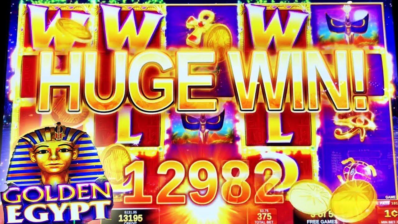 Golden Egypt Slot Machine