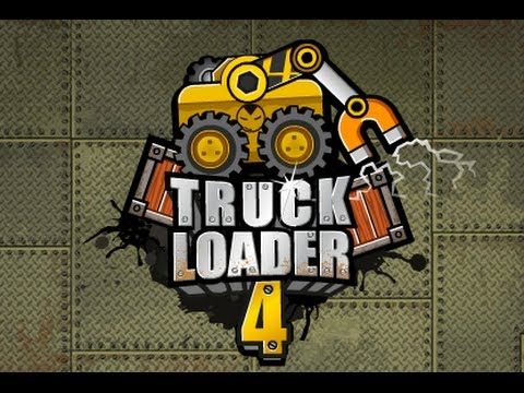 TRUCK LOADER 4 Level1-30 Walkthrough